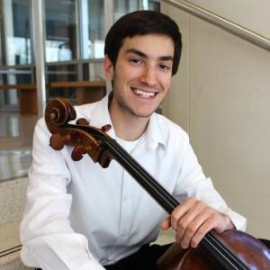 Jared Blajian, cello