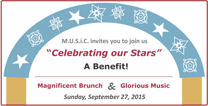 Benefits Concert September 2015